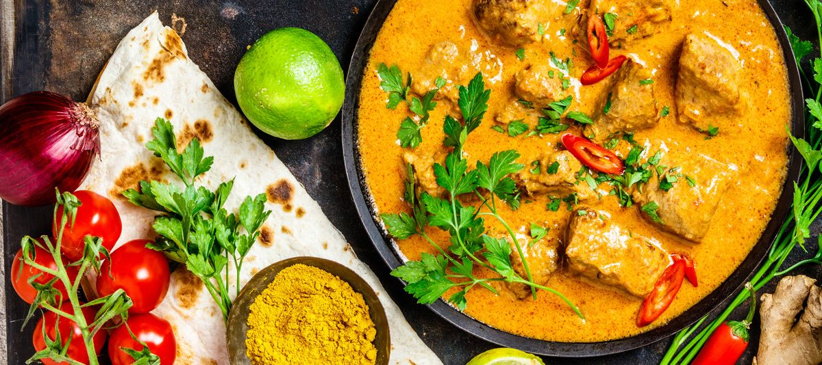 Indian Curry Recipes from Saffron Tree